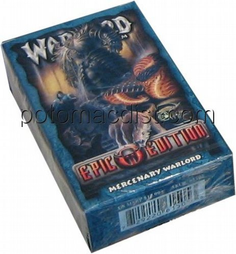 Warlord CCG: Epic Edition Mercenary Starter Deck