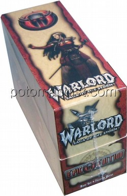 Warlord CCG: Epic Edition Starter Deck Box