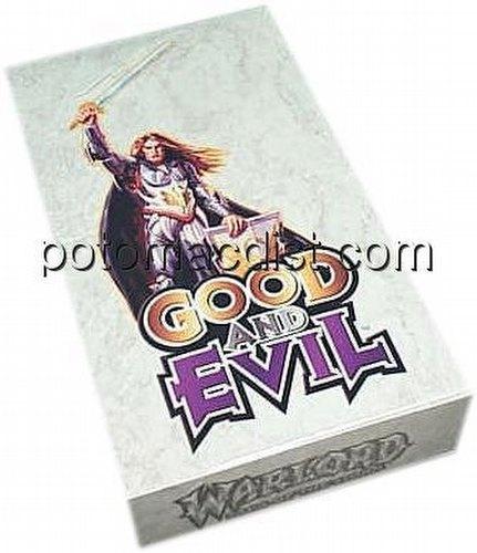 Warlord CCG: Good & Evil Booster Box