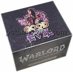 Warlord CCG: Good & Evil Starter Deck Box