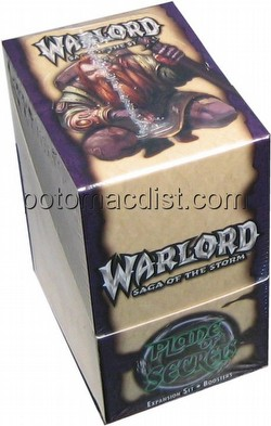 Warlord CCG: Plane of Secrets Booster Box