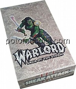 Warlord CCG: Sneak Attack Booster Box