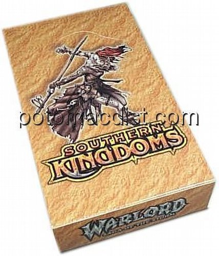 Warlord CCG: Southern Kingdoms Booster Box