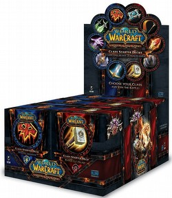 World of Warcraft Trading Card Game [TCG]: 2011 Fall Class Deck Starter Deck Box