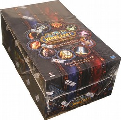 World of Warcraft Trading Card Game [TCG]: 2011 Class Starter Deck Box