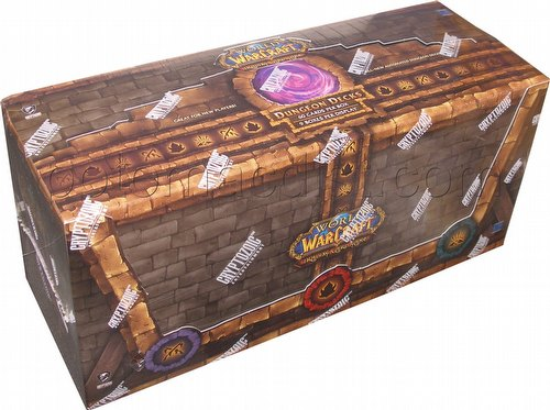 World of Warcraft Trading Card Game [TCG]: 2011 Dungeon Deck Box