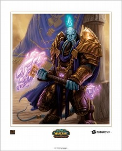 World of Warcraft Trading Card Game [TCG]: The Alliance Boxed Art Card Set Case [6 sets]