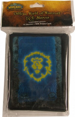 World of Warcraft Trading Card Game [TCG]: Alliance Deck Protector Pack