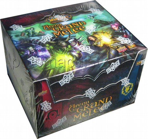 World of Warcraft Trading Card Game [TCG]: Arena Grand Melee Box