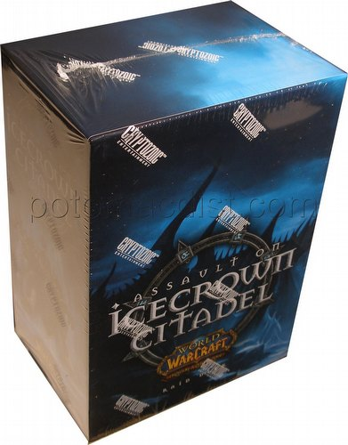 World of Warcraft Trading Card Game [TCG]: Asault on Icecrown Citadel Raid Deck