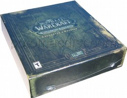 World of Warcraft: The Burning Crusade Collectors Edition PC/MAC Game w/promo cards