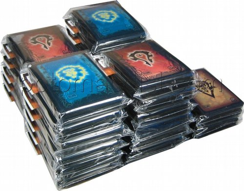 World of Warcraft Trading Card Game [TCG]: Deck Protector Case [50 packs]