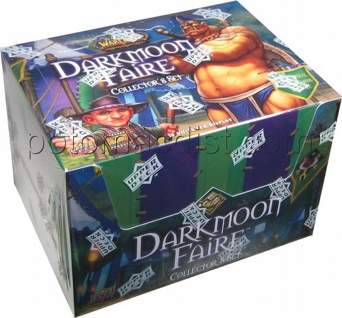 World of Warcraft Trading Card Game [TCG]: Darkmoon Faire Collector