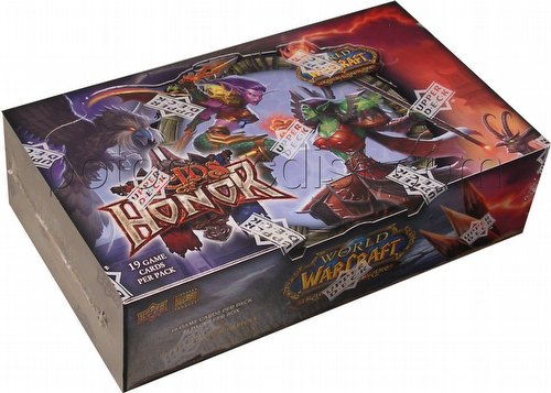 World of Warcraft Trading Card Game [TCG]: Fields of Honor Booster Box