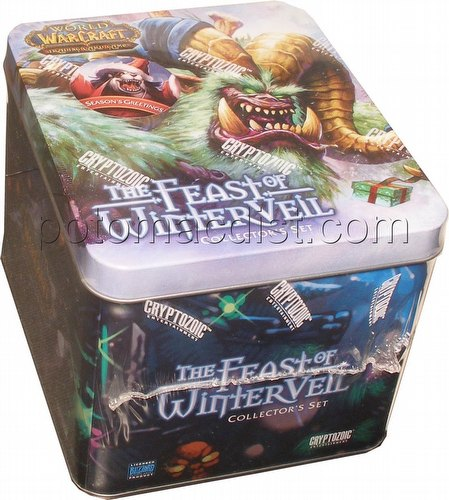 World of Warcraft TCG: The Feast of Winter Veil Collector