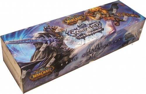 World of Warcraft Trading Card Game [TCG]: Icecrown Epic Collection Box