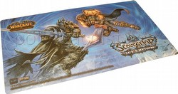 World of Warcraft Trading Card Game [TCG]: Scourgewar Icecrown Play Mat