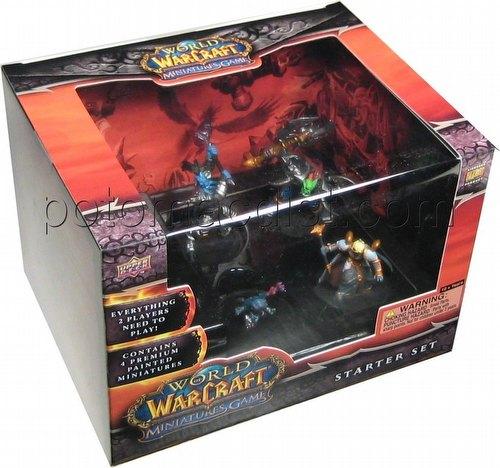 World of Warcraft Miniatures: Core Set Starter Pack