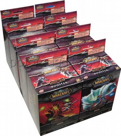 World of Warcraft Miniatures: Spoils of War Booster Half Case [8 boosters]