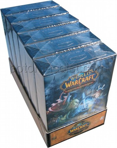 World of Warcraft Trading Card Game [TCG]: Heroes of Azeroth Starter Deck Box