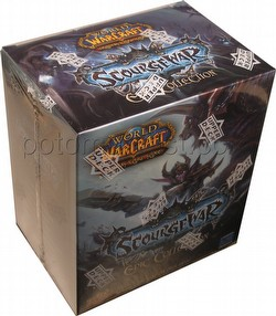 World of Warcraft TCG: Scourgewar (Scourge War) Epic Collection Box