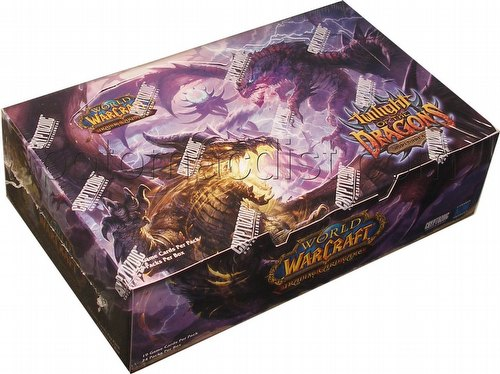 World of Warcraft Trading Card Game [TCG]: Twilight of the Dragons Booster Box