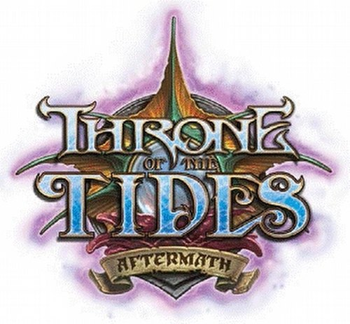 World of Warcraft [TCG]: Aftermath - Throne of Tides Epic Collection Case [12 boxes]