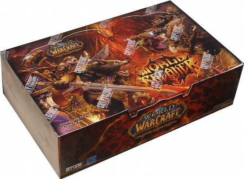 World of Warcraft Trading Card Game [TCG]: Worldbreaker Booster Box
