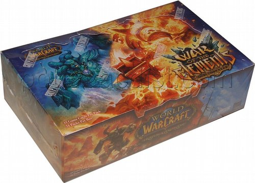 World of Warcraft Trading Card Game [TCG]: War of the Elements Booster Box