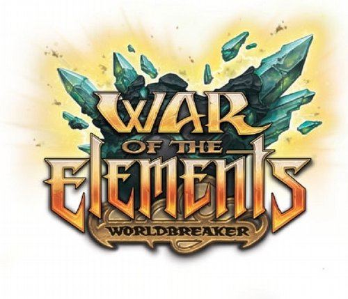 World of Warcraft Trading Card Game [TCG]: War of the Elements Epic Collection Case [12 boxes]