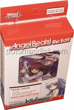 Weiss Schwarz (WeiB Schwarz): Angel Beats! Re:Edit Trial Deck [English]