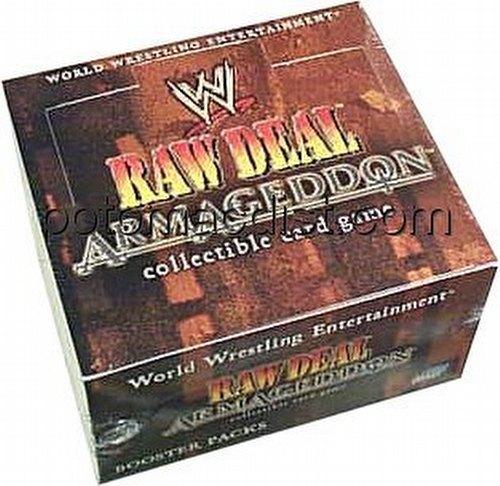 Raw Deal CCG: Armageddon Booster Box
