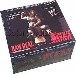Raw Deal CCG: Divas Overload Booster Box