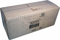 Raw Deal CCG: Divas Overload Booster Box Case [6 boxes]