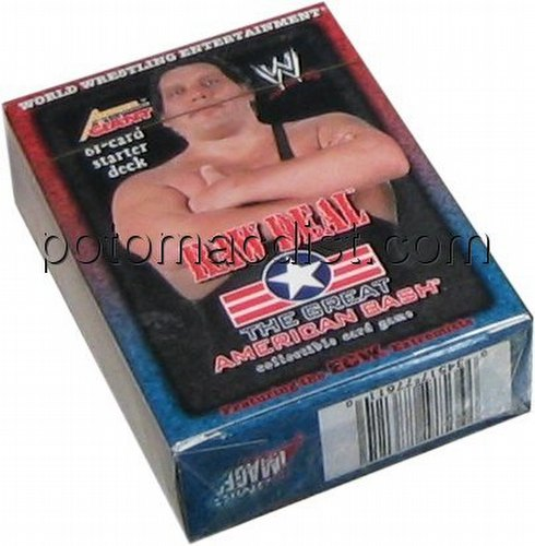 Raw Deal CCG: Great American Bash Andre the Giant Starter Deck