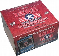 Raw Deal CCG: Great American Bash Booster Box