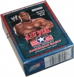Raw Deal CCG: Great American Bash Lashley Starter Deck