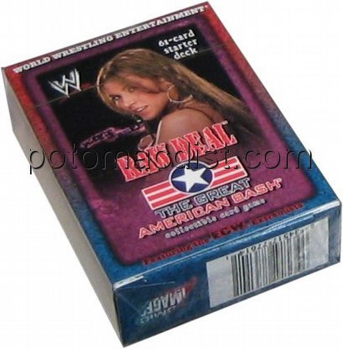 Raw Deal CCG: Great American Bash Mickie James Starter Deck