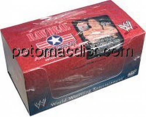 Raw Deal CCG: Great American Bash Starter Deck Box