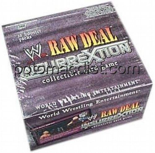Raw Deal CCG: Insurrextion Booster Box