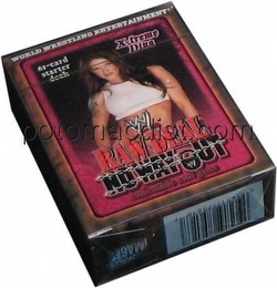 Raw Deal CCG: No Way Out X-Treme Diva Starter Deck