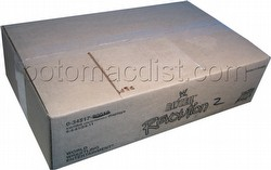Raw Deal CCG: Revolution 2 Extreme Starter/Booster Pre-Pack Box Case [6 boxes]
