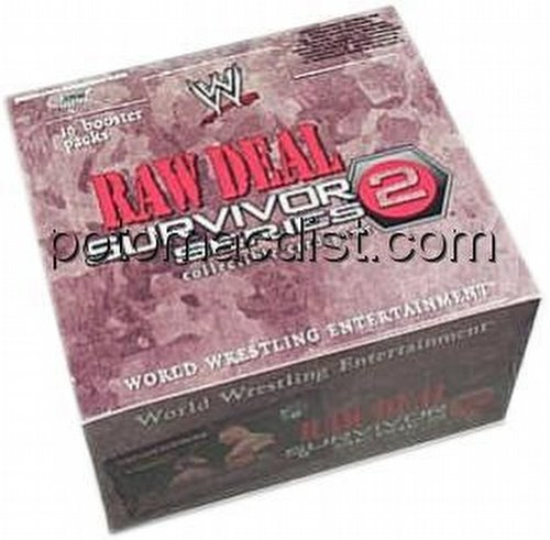 Raw Deal CCG: Survivor Series 2 Booster Box