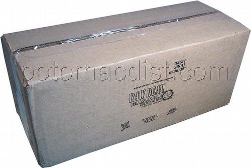 Raw Deal CCG: Survivor Series 2 Booster Box Case [6 boxes]