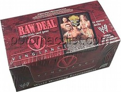 Raw Deal CCG: Vengeance Starter Deck Box