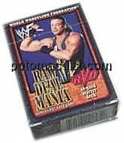Raw Deal CCG: Mania Rob Van Dam Starter Deck