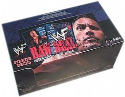 Raw Deal CCG: Starter Deck Box