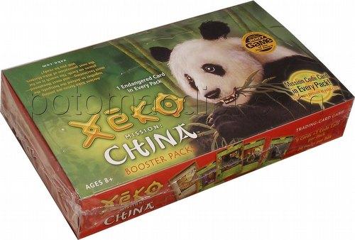 Xeko: Mission China Booster Box