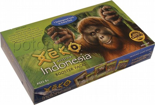 Xeko: Mission Indonesia Booster Box