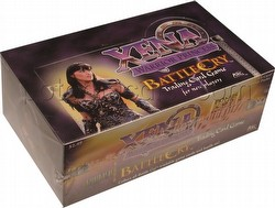 Xena: Battle Cry Booster Box